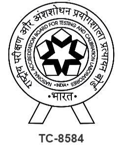NABL ISO 17025:2017